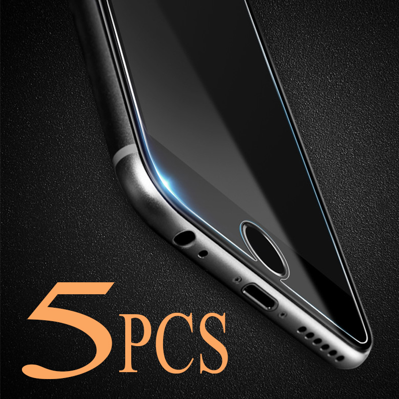 PCS Tempered Glass for Apple iphone S Se C S Screen Protector
