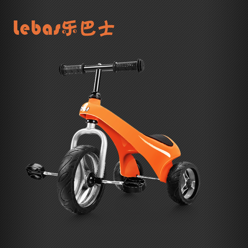 Labas Child Tricycle Kids Ride on Cars for 2-6 Years Baby Outdoor Bike