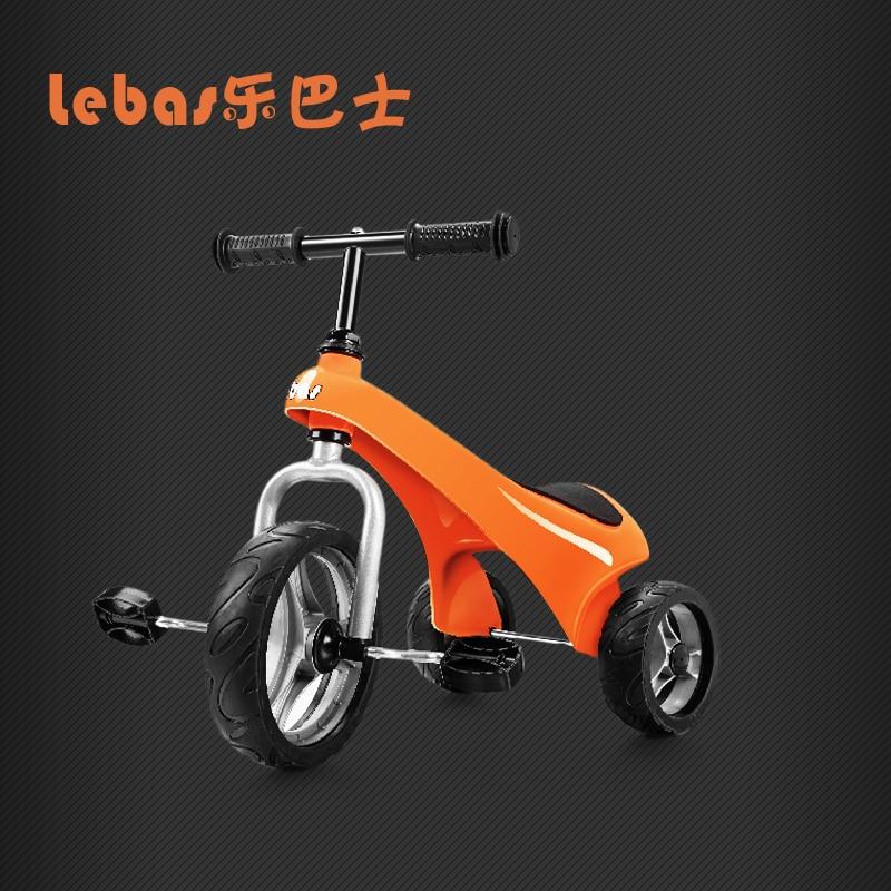 Labas enfant tricycle enfants tour sur cars pour 2-6 ans bébé en plein air vélo