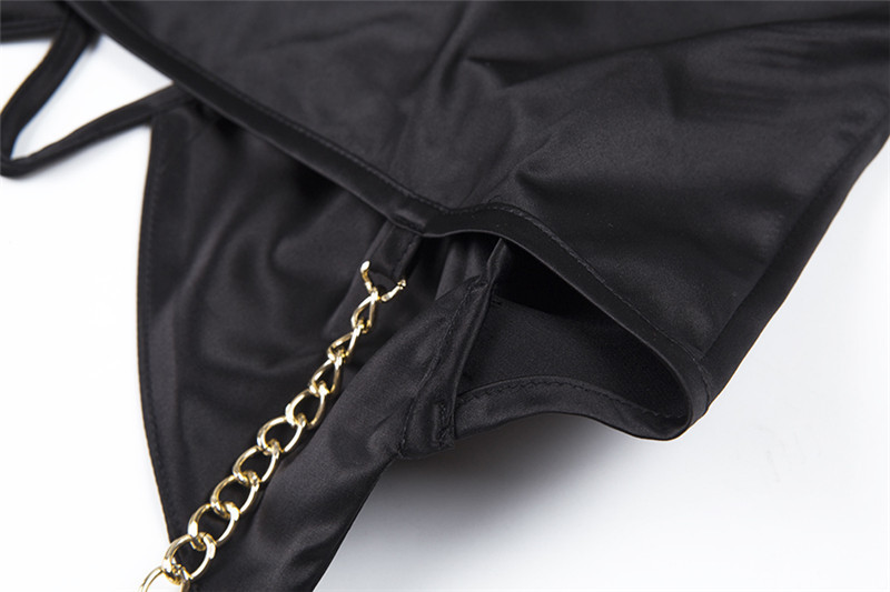 v neck bodysuit female17