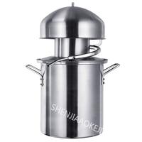 Anti paste pot distiller NB10 Steamed wine Pure essential oils machine dew machine 304 stainless steel 1pc