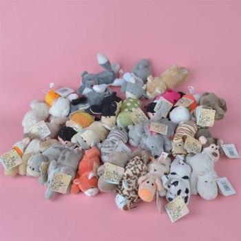 50 Pcs Plush Animals Fridge Magnet Toy, Baby Kids Plush Toy Gift Free Shipping