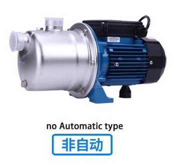 BJZ100 750W 1hp Electric Water Pump 220V/50HZ Self Suction Circulation Water Pump(only the pump) image