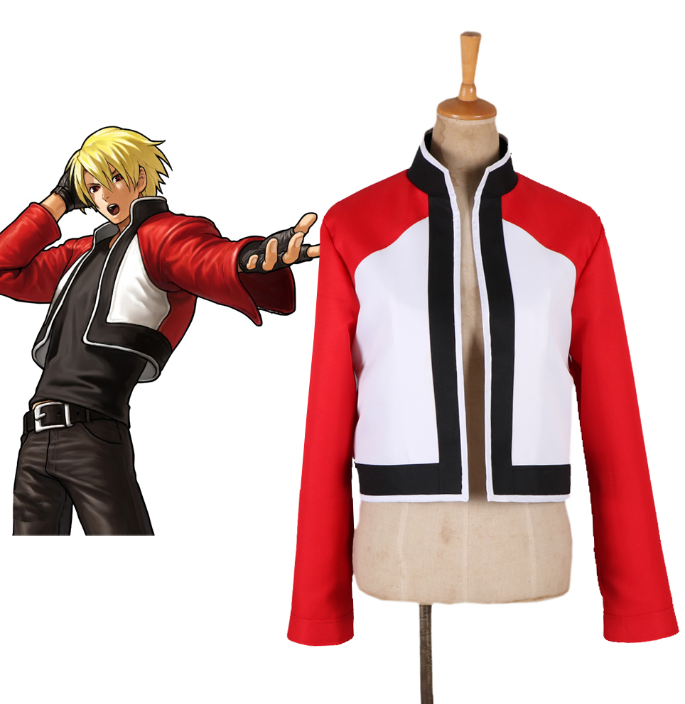 Japanese Anime The King Of Fighters Cosplay Costumes Rock Howard Coat Cosplay Costumes Halloween And Daily Costume Halloween Halloween Costumecosplay Costume Anime Aliexpress Rokku hawādo) is a video game character appearing in various games from snk. fighters cosplay costumes
