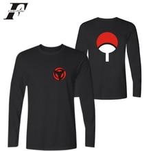 2017 harajuku Uchiha Syaringan fitness T-shirt Hokage Ninjia Funny T Shirts tumblr men women Naruto Anime Tee Shirt femme