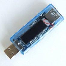 USB Зарядное Устройство Доктор Детектор для Мобильных Устройств Батареи Тестер Напряжения Текущий Метр Горячей Продажи