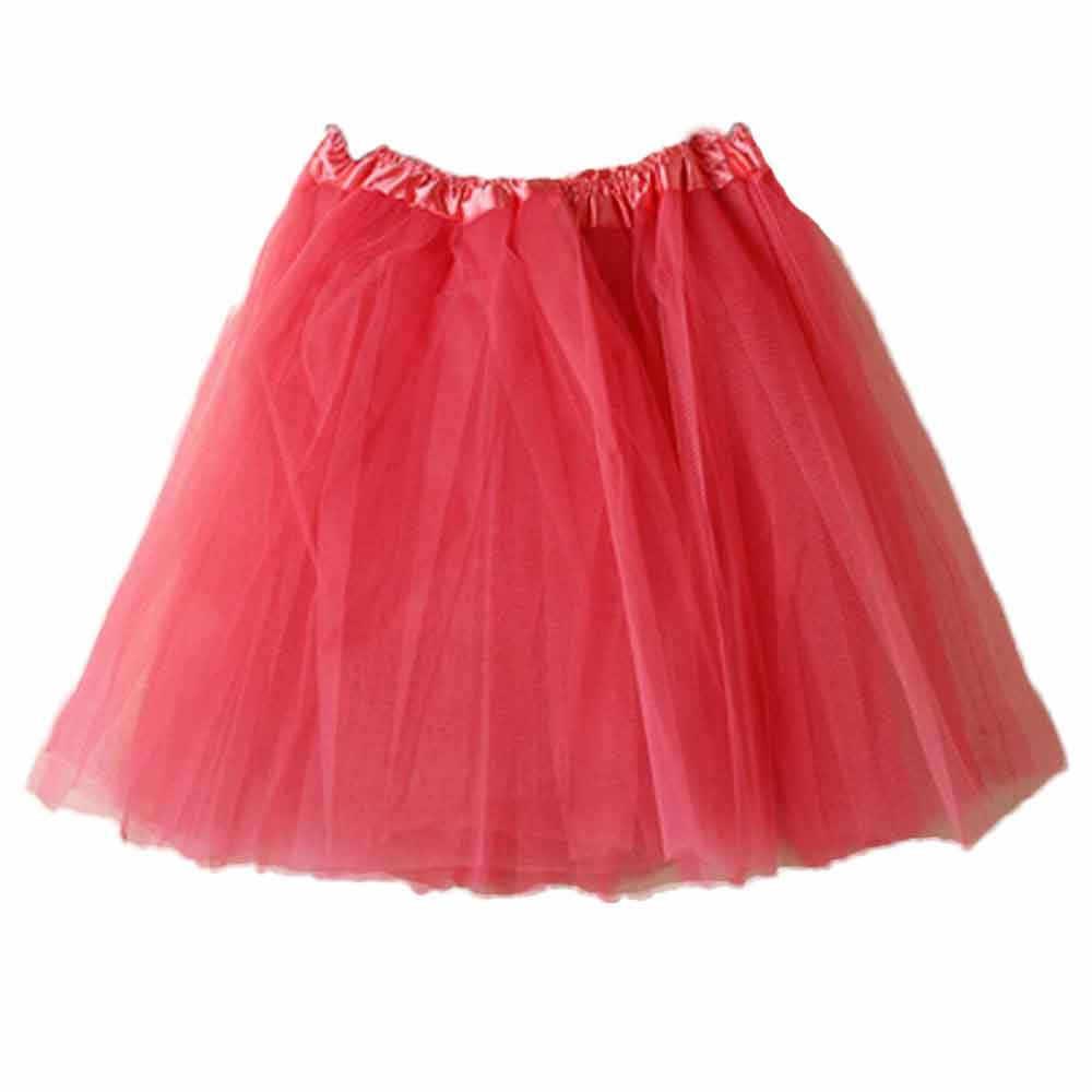 Kobiety baletowa spódniczka tutu warstwowa Organza koronkowa Mini spódniczka Mini linia krótka jednolita, czerwona niebieska fioletowa różowa 2018 faldas mujer moda harajuku
