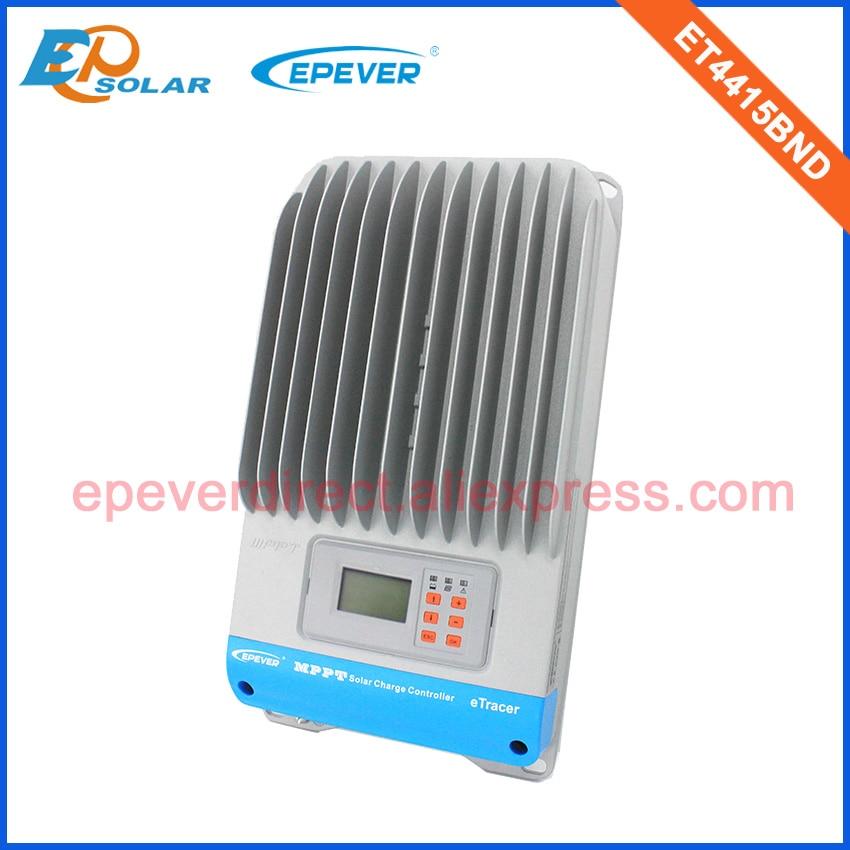 ET4415BND MPPT 45A 36V 48V solar panel PV off Grid system 45A Controller solar tracking regulator 45amp EP series