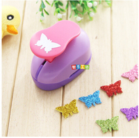 Ree Shipping 2 2 5cm Batterfly Shape EVA Foam Punch Paper Punch For Greeting Card Handmade