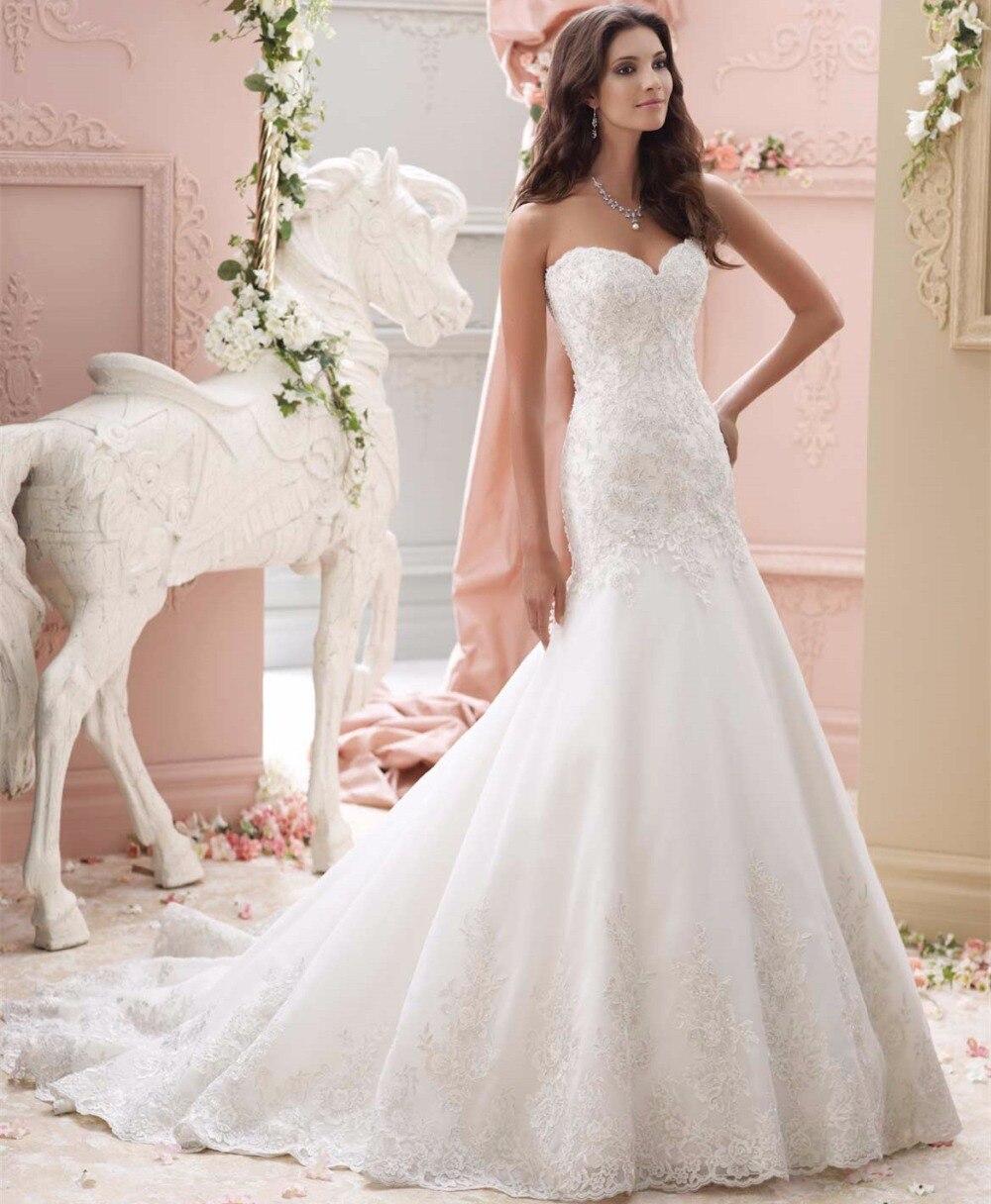 Aliexpress.com : Buy Classical Style Sexy Mermaid Wedding