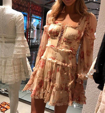 Floral Chiffon For Summer