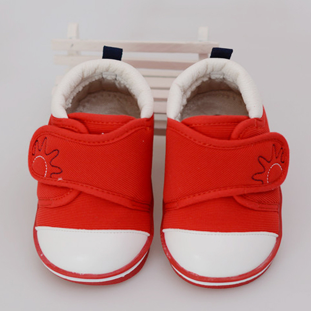 PDEP Baby Girl Soft Cotton Fabric Walk Casual Shoes Comfortable Toddle Boy Blue First Walkers Casual Cotton Footwear