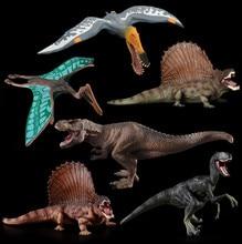 9 Stlye of Plastic Dinosaur Toy Model Anime Action Figures Jurassic park Simulation Dinosaurs Pterosaur Toys For Children Gift. simulation pvc soft dinosaur toys mosasaur model toy of exquisite workmanship for home decoration toys for children gift