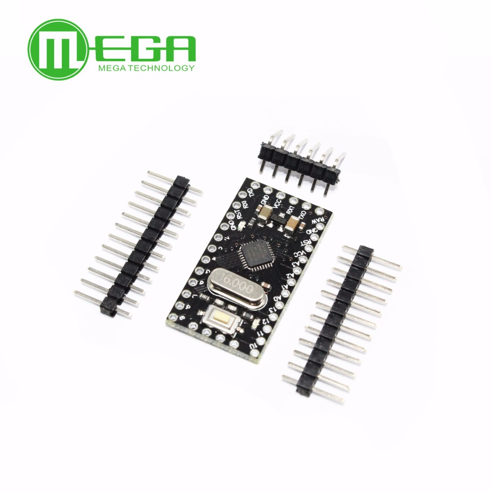 20pcs  lot new pro mini atmega328 5v 16m replace atmega128 compatible nano