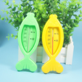 baby care Bath & Shower Product Water Thermometers  Plastic Float Baby boy girl Bath Toy Tester Kid Promotion Floating Fish cute