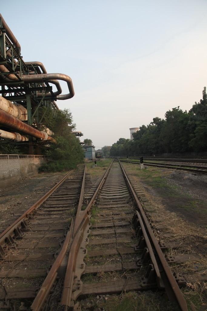 5x7ft Vinyl Custom Railway Theme Photography Backdrops Prop Photo Studio Background NTG-378