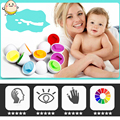 6Pcs Wise Pretend Smart Eggs Learning Educational Kitchen Toy For Kids