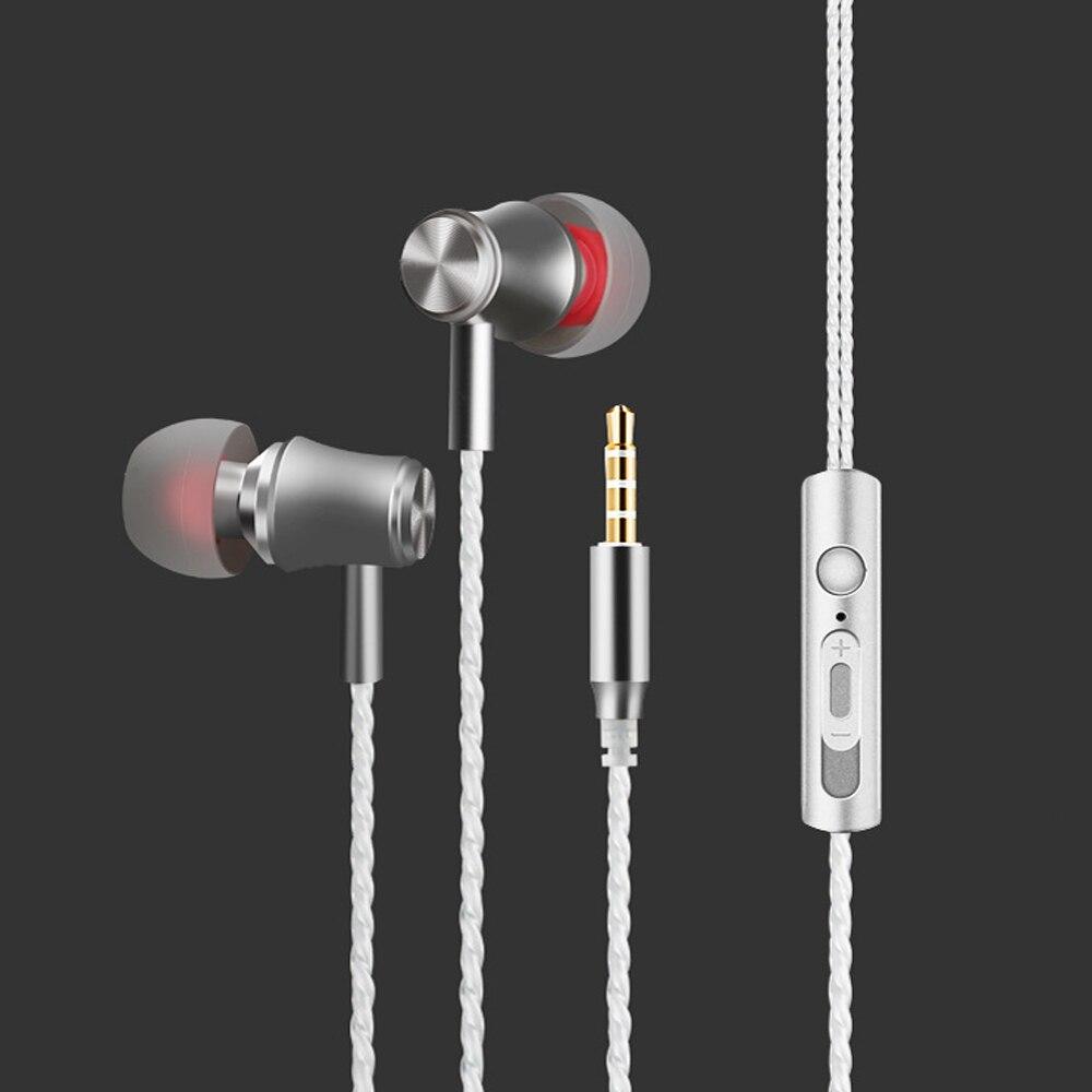 100 pcs Super bass fones de ouvido