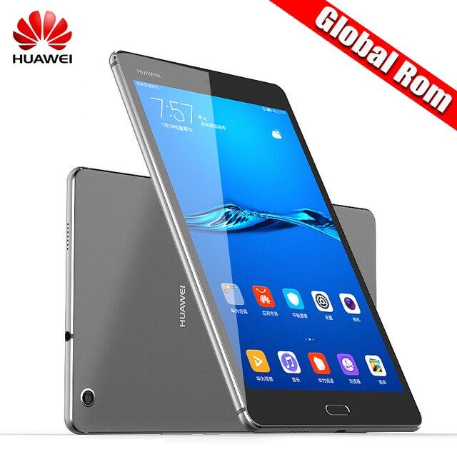 "Глобальный ROM 8.0 ""Huawei MediaPad M3 Lite 3 ГБ/4 ГБ оперативной памяти 32 ГБ/64 ГБ ROM wi-Fi/LTE планшет MSM8940 Octa core 1200x1920 отпечатков пальцев P"