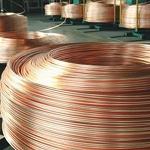Special Copper Tube For Heating Coil Air Conditioning Copper Tube 6*1 8*1 10*1 Round Tube