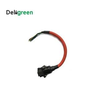 Image 2 - 32A SAE J1772 AC giriş/soket/konektör 1m UL/TUV kablo tek fazlı EV/Elektrikli araç şarj