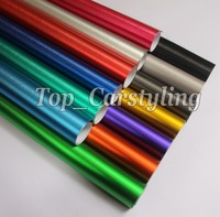 Premium Best Quality Brushed Chrome Car Wrap Vinyl With Air Release Plus 1 Pcs Squeegee Gift