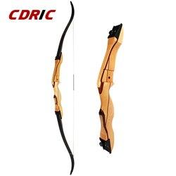 Baru 68 Inci Kayu Busur 20-32 Lbs Panjang Kayu Busur Tradisi Busur Recurve Busur untuk Outdoor Panahan berburu Target Menembak