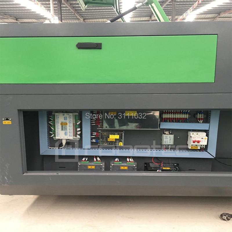 Machine de découpe laser intelligente et forte bijoux 1390 1290/CNC coupe laser pour métaux/or/argent/contreplaqué - 4