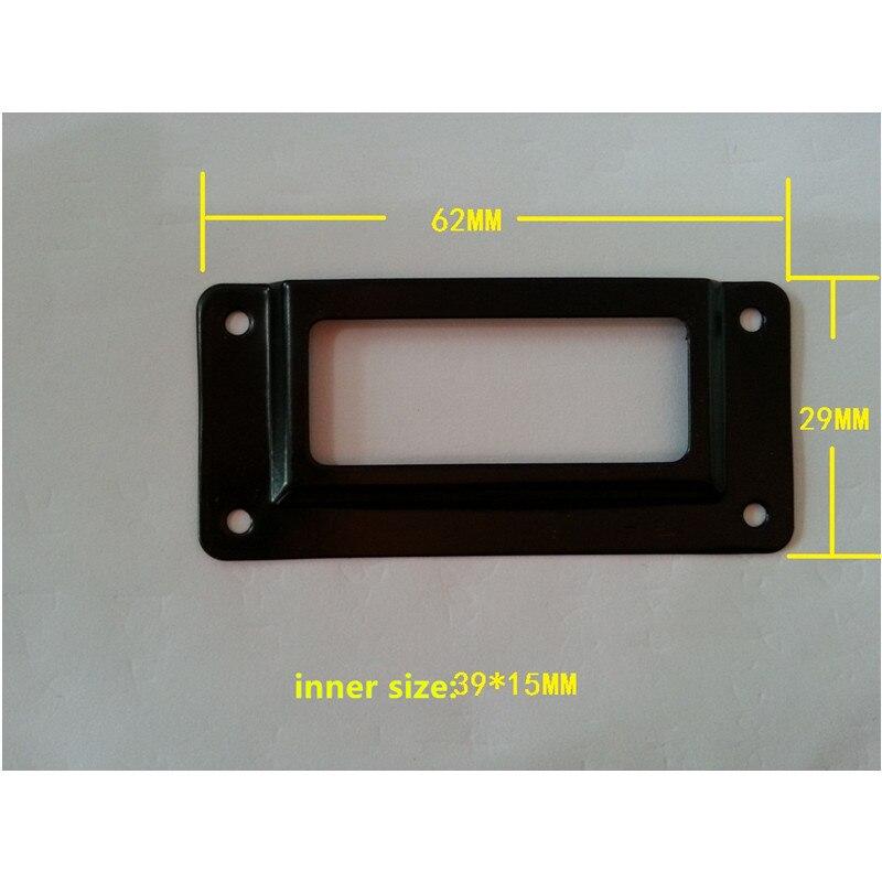 Wholesale Black Furniture Metal Handle Drawer Cabinet Knob