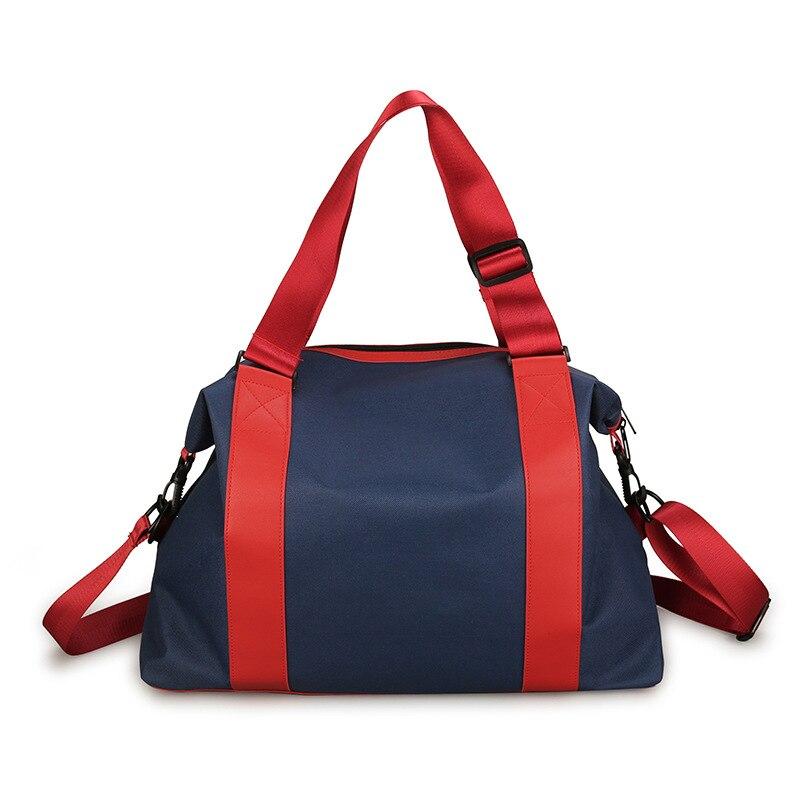 Gym Sport Fitness Tasche Für Männer Training Handtasche Kurze Reise Reisetaschen Crossbody Große Kapazität Schulter Taschen Frauen