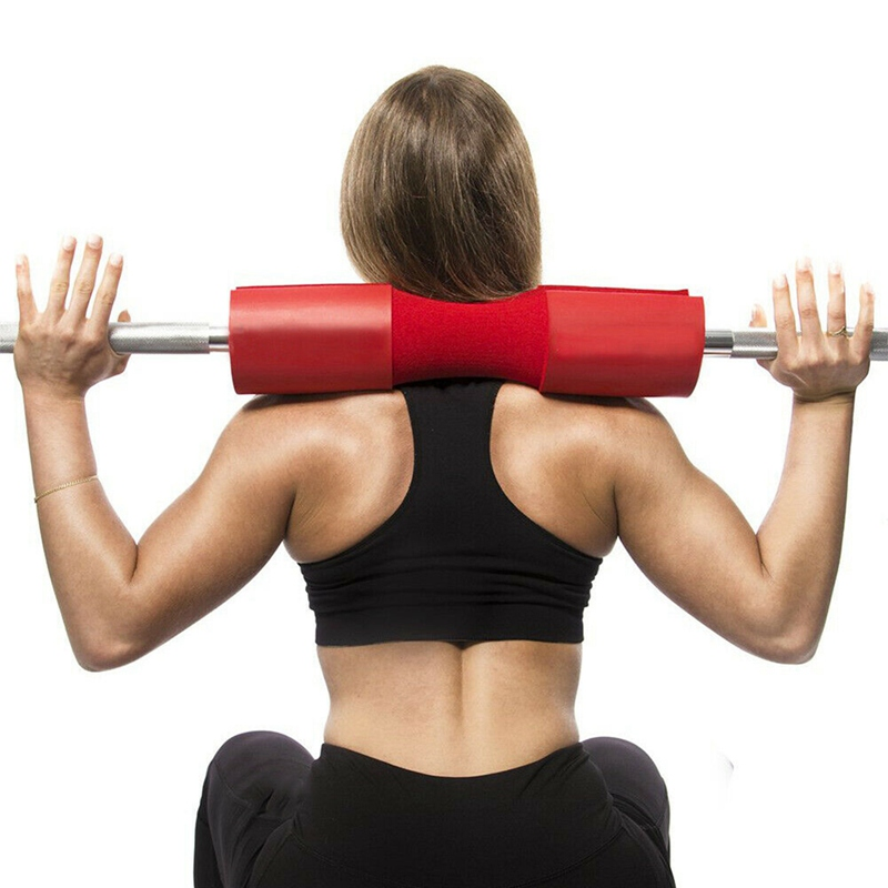 Barbel-Pad Weight-Lifting Shoulder-Support Neck-Protective-Pads Squat-Bar Hip-Thrusts