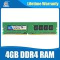 Марка Dimm Оперативной Памяти DDR4 4 ГБ PC4-17000 Оперативной Памяти ddr 4 2133 для Intel AMD DeskPC Mobo ddr4 4 ГБ 284pin Пожизненная Гарантия