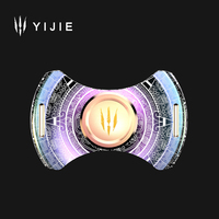 YIJIE Fidget Spinner Toys Sensory Fidgets Autism ADHD Hand Spinner Anti Stress Funny Gifts EDC Rotation
