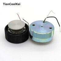 50MM Power Audio Vibration Speaker Mini Speaker Diy Portable Vibration Loudspeaker Will Sing The Table Vibro