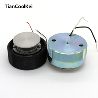 50MM Power Audio Vibration Speaker Mini Speaker Diy Portable Vibration Loudspeaker Will Sing The Table Vibro