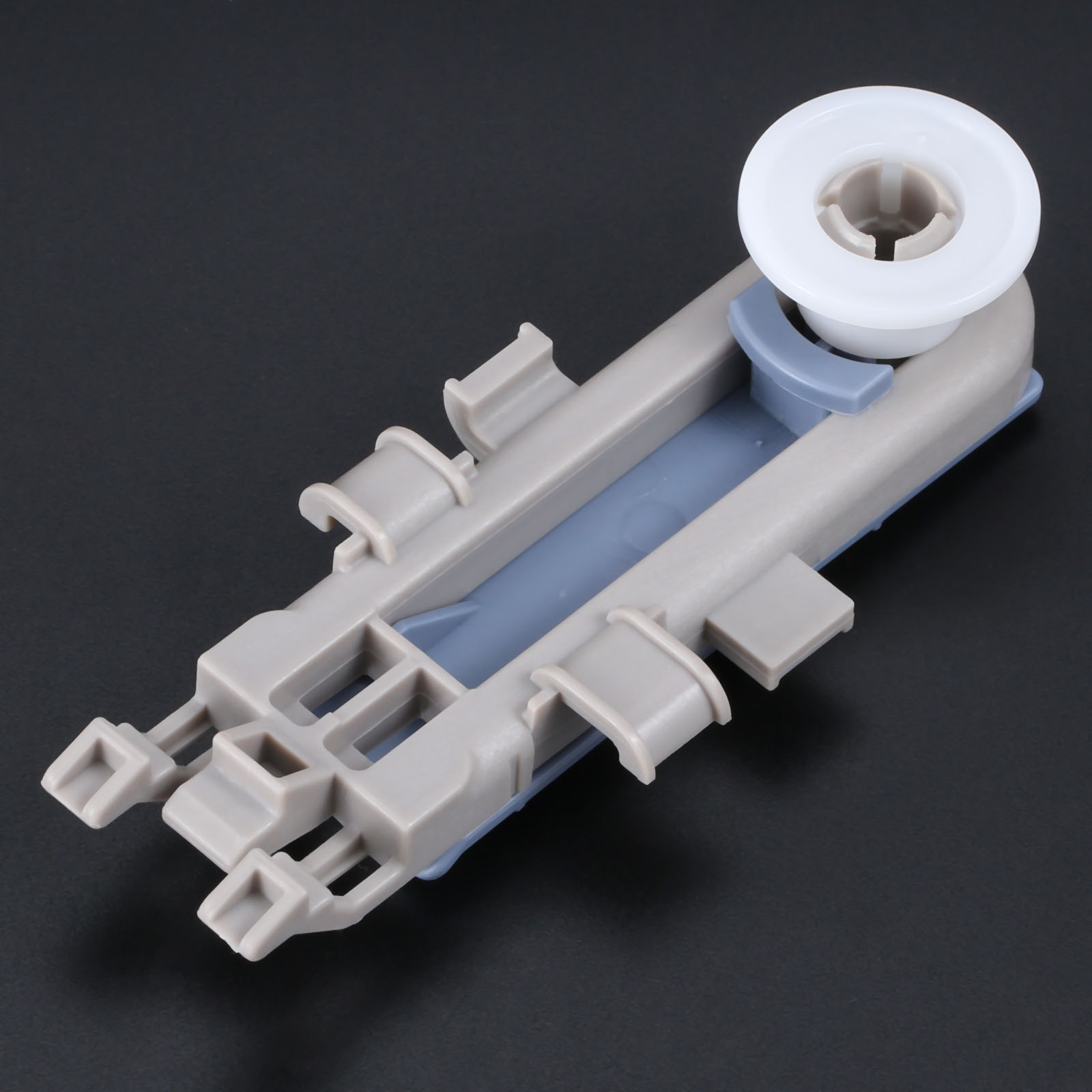 2Pcs W11157084 AP6285708 Dishwasher Upper Rack Wheel Mount Replacement Parts Fits for Whirlpool Washing Machine in Tool Parts from Tools
