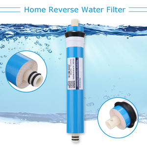 50/75/100/125GPD Home Kitchen Reverse Osmosis RO Membrane Replacement Water System Filter Purifing Water