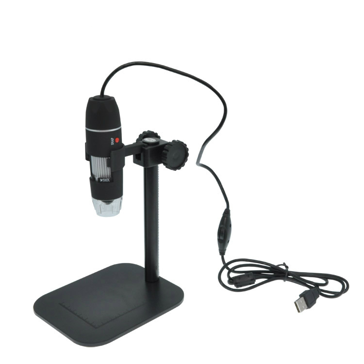 2017 Brand New Digital 50-500X MP USB 3.0 8LED Microscope Endoscope Video Camera Magnifier  brand new digital 1 500x 2mp usb 8led microscope endoscope video camera magnifier