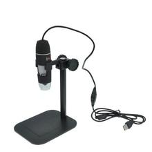 Cheaper 2017 Brand New Digital 50-500X MP USB 3.0 8LED Microscope Endoscope Video Camera Magnifier