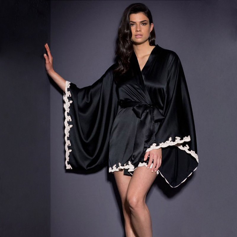 Buy women luxury silk nightgown and get free shipping on AliExpress.com e448aa7e0