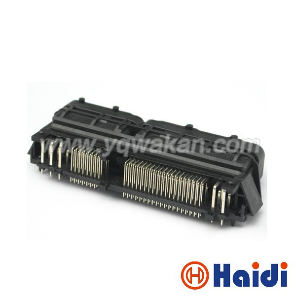 Free shipping 1set AMP PCB 121pin ECU electronic connector, control system 121 pin ecu connector 368255-1 клатч love moschino love moschino lo416bwypj95