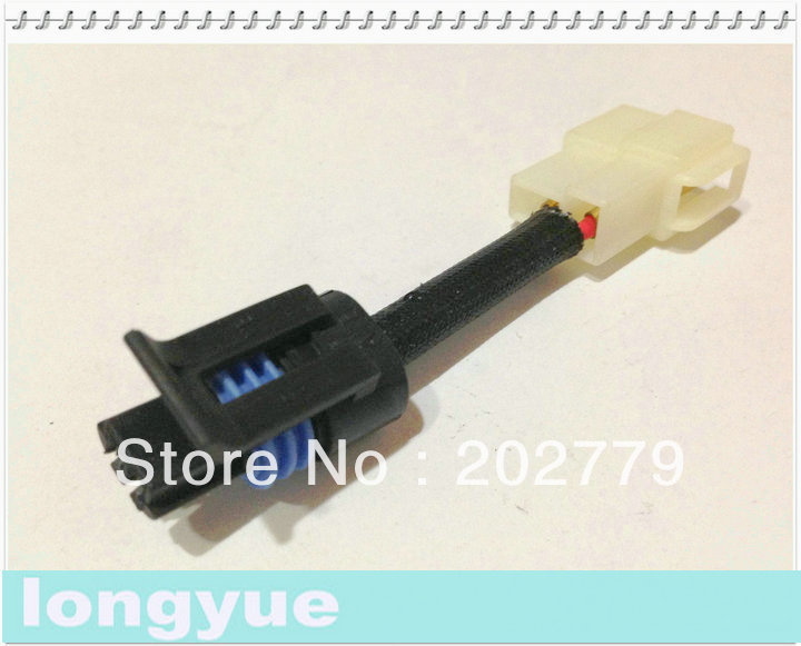Super Longyue 20Pcs Universal Pigtail Connector Automotive Wiring Wiring Cloud Hisonuggs Outletorg