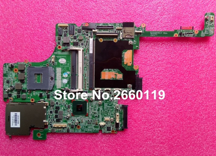 laptop motherboard for HP 8560W 684319-001 system mainboard, fully tested цена