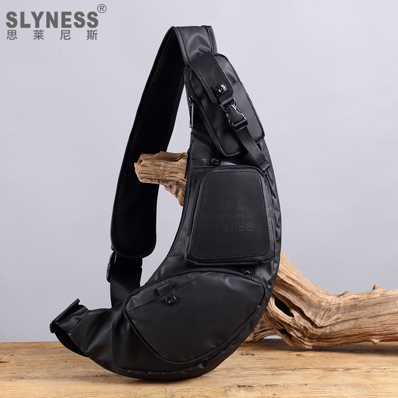 new fashion Vintage men messenger bags chest bag Brand Men Bag Waterproof Design casual travel crossbody shoulder bag for mennew fashion Vintage men messenger bags chest bag Brand Men Bag Waterproof Design casual travel crossbody shoulder bag for men