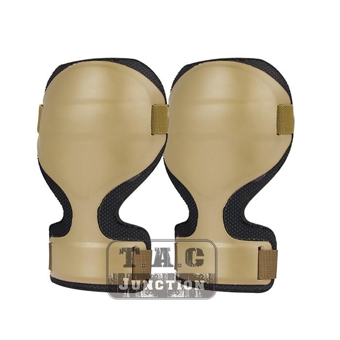 Prix pour Emerson ARC Tactique Combat Airsoft Militaire Paintball De Protection Genou Caps Léger Durable Réglable Genouillères