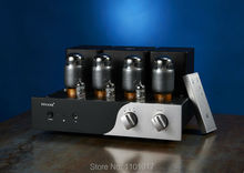 PSVANE TC1 KT88 Push-Pull tube amplifier HIFI EXQUIS handmade lamp headphone amp with remote