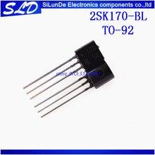 20 unids/lote 2SK170 2SK170BL 2SK170 BL K170 a 92 nuevo y original en Stock