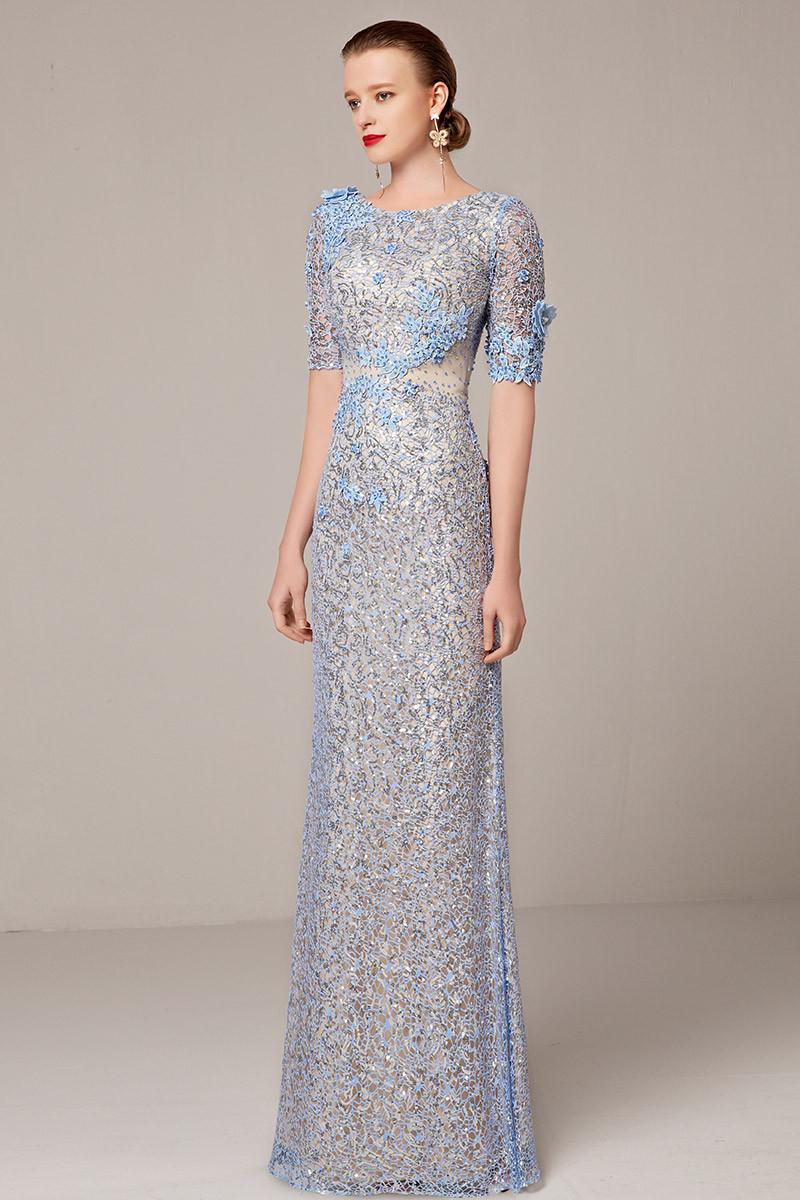 d91811b616a Coniefox 31208 2 Elegant Long Evening Dresses Formal Gowns Wedding ...