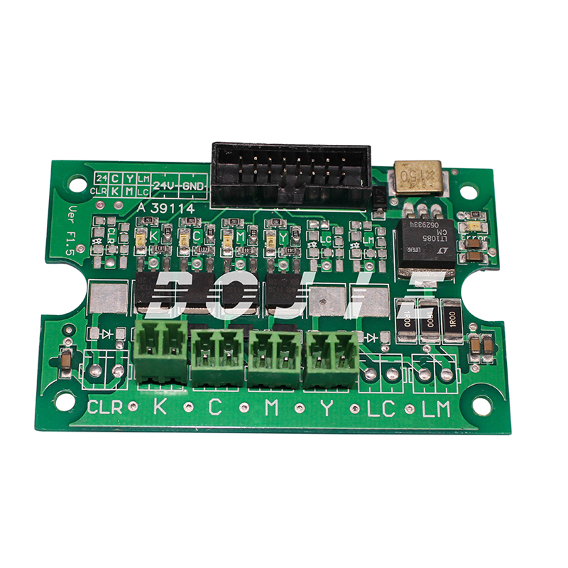Gongzheng Large Format Printer Supply Ink Board skywalker power supply board for gongzheng 3212ak printer