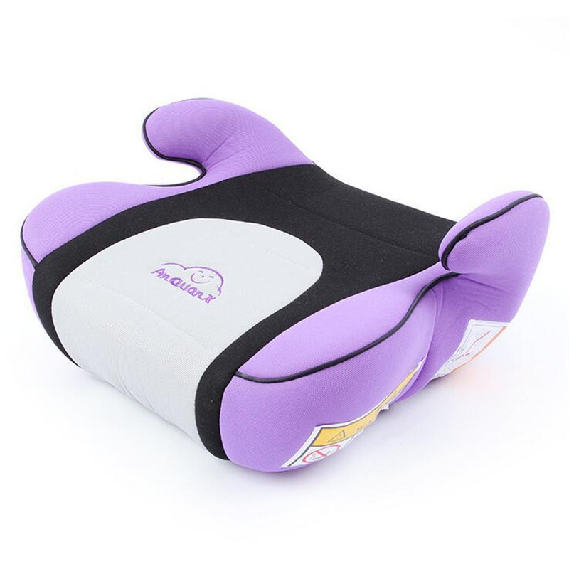 Portable Baby Kids Child Safety Seat Car Heightening Cushion Safe Booster Children Travel Car Seat Cushion high quality baby car seat thicken cushion wrap types soft baby safety seat shockproof child kids auto seat easy install c01